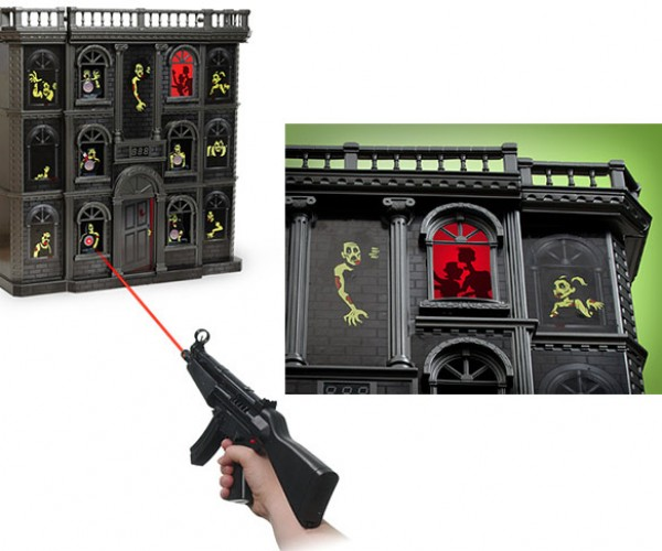 Kill Time and the Undead With the Zombie Shooting Gallery