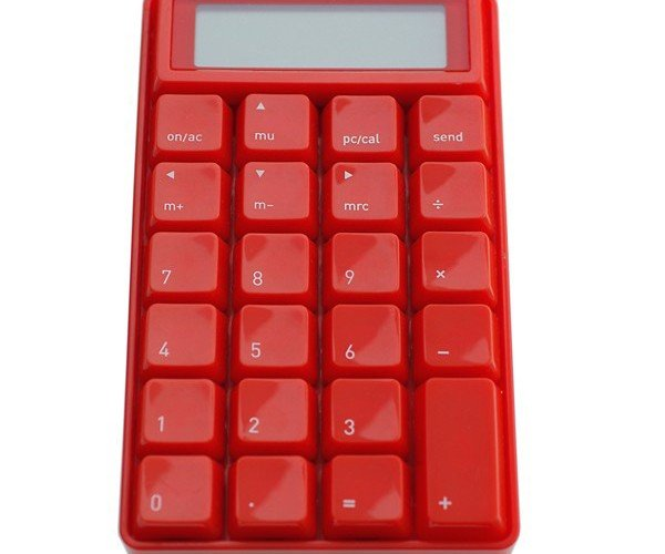 10 Key Calculator is Also a Numpad-Ator