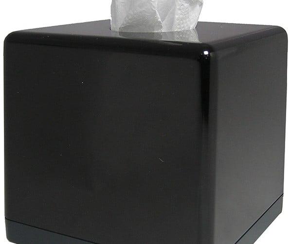 Tissue Box Sleuthgear Recluse Hidden Camera is Also an Actual Tissue Box