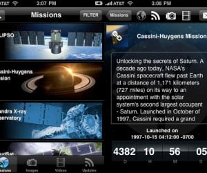 Nasa Launches Free iPhone App