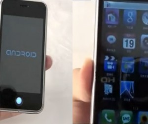 Aphone A6: iPhone Clone Runs Android, World Implodes
