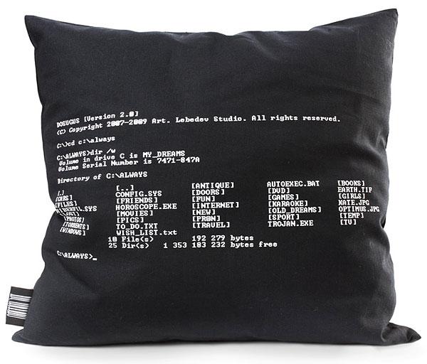 art_lebedev_dos_pillow