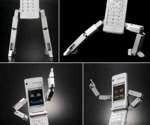 Bandai Phone Braver 7 is a Phone With Attitude (and Limbs)