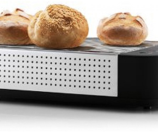 Bodum Bistro Flatbed Toaster: the iPod Nano of Toasters