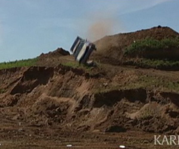 Car Launching: Exactly What It Sounds Like