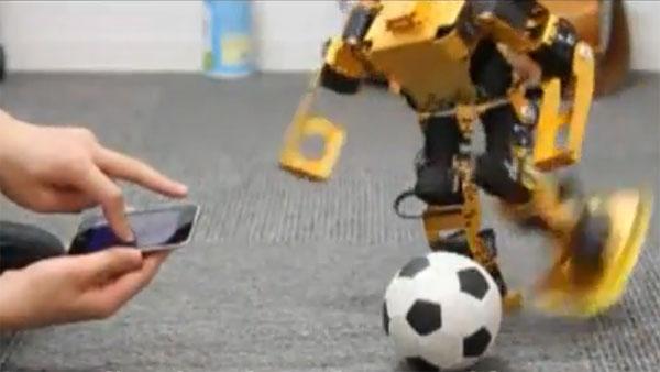 finger_controlled_robot
