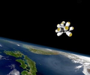 Space Hotel to Open in 2012, Will Let Rich People have an Excellent View of the Apocalypse