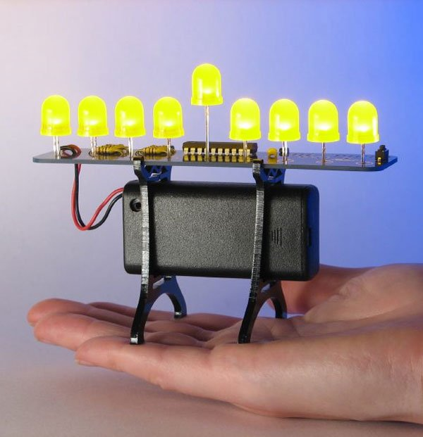 led_menorah