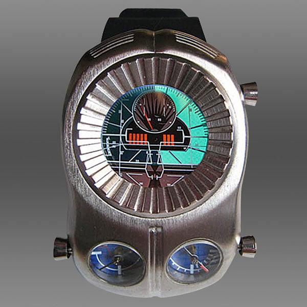 leiji_meter_watch