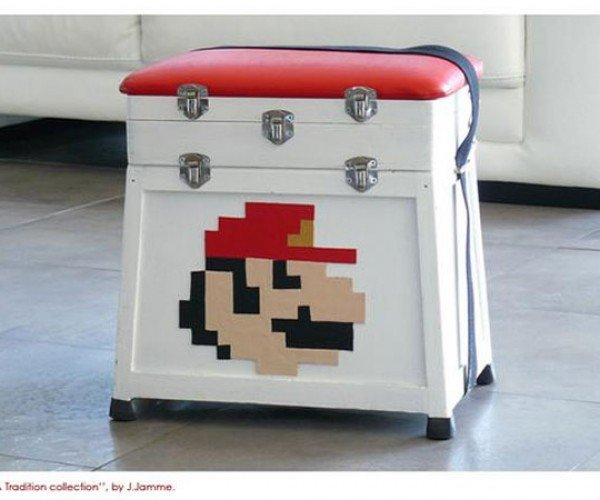 Everything is Portable With a Super Mario Box