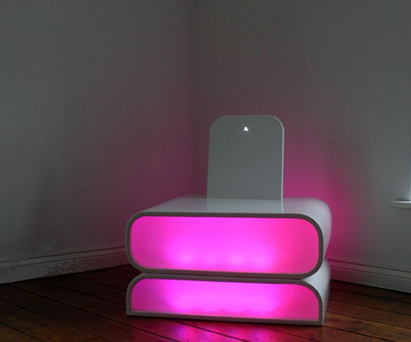 Mood Chair Tells You How Your Butt is Feeling Today