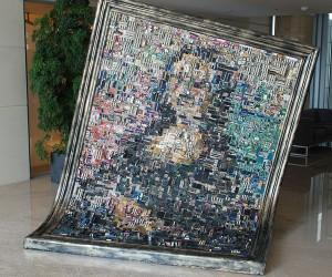 Motherboard Mona Lisa
