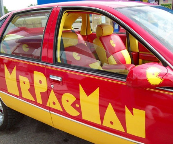 Mr. Pac-Man Chevy Pimpmobile: Do Power Pills Count as Alternative Energy?