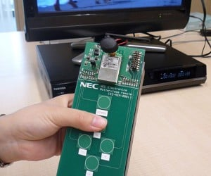 Nec Batteryless Remote Control: We Don'T Need No Stinkin' Batteries
