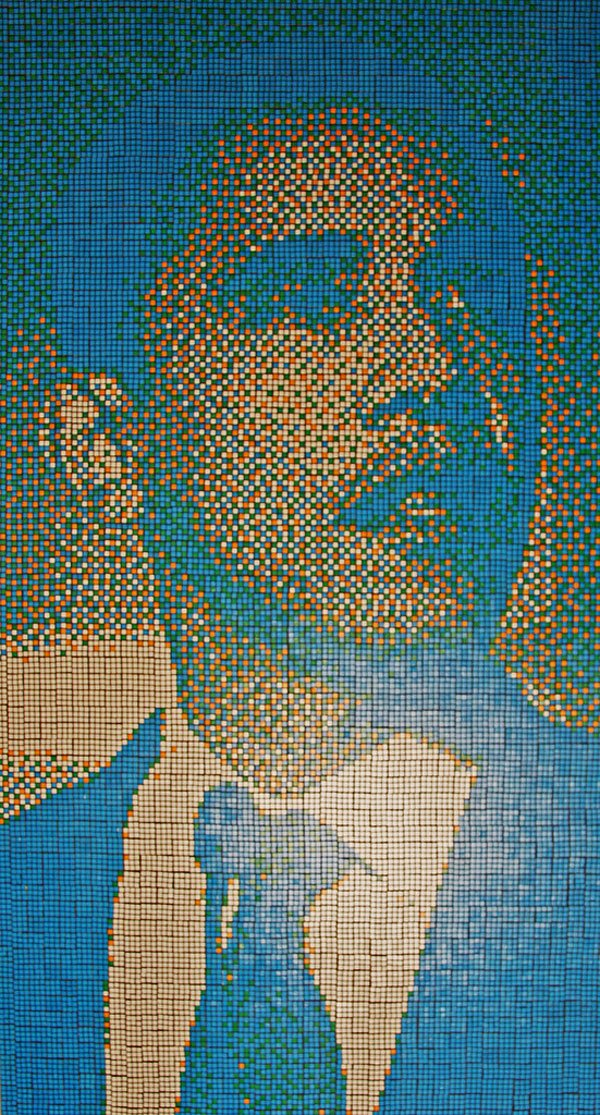 rubiks cube obama by john quigley