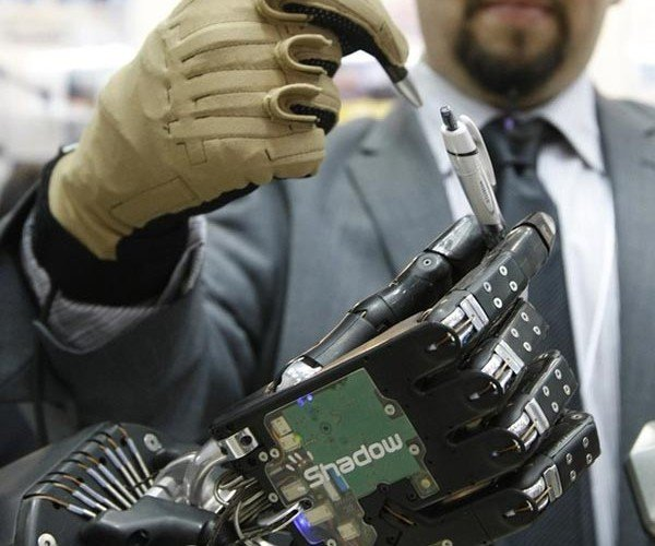 Robot Hand Accurately Mimics Human Hands: One Step Closer to Daimos!