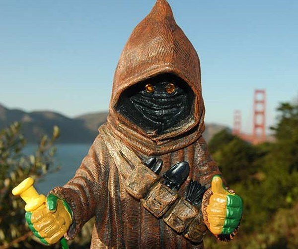 Star Wars Garden Jawas: There'S No Place Like Gnome