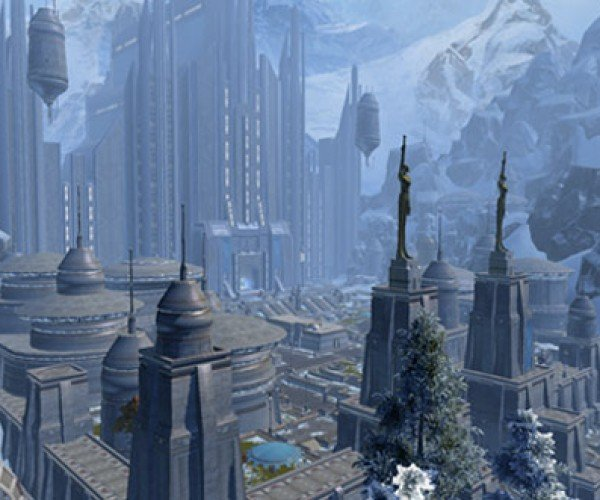 Star Wars: the Old Republic - Alderaan 4