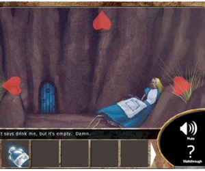 A Slightly Different Wonderland in Alice is Dead