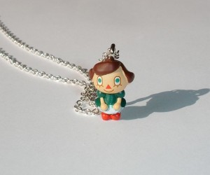 Animal Crossing Jewelry, Better Late Than Never