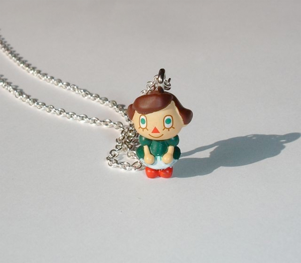 animal crossing necklace