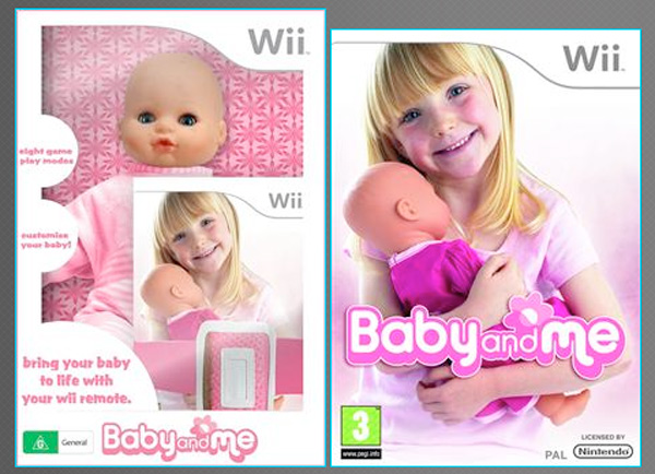 baby and me nintendo wii