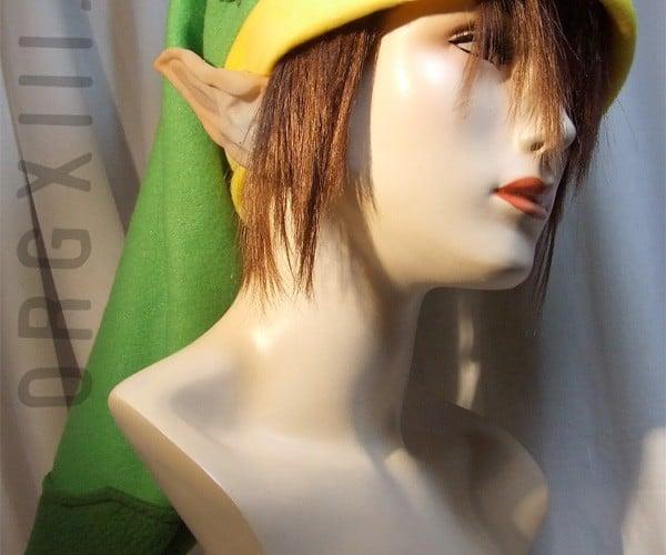 Legend of Zelda Hats, Almost Better Than the Minish Cap
