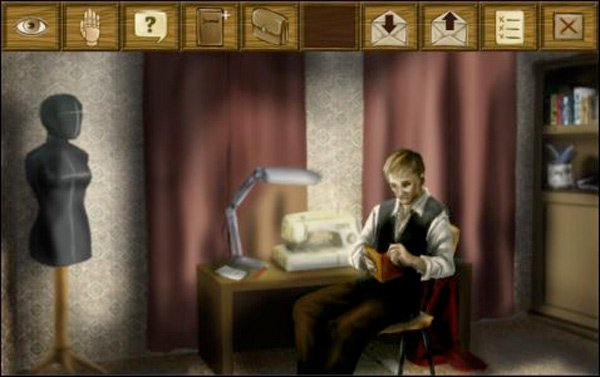 the marionette adventure freeware