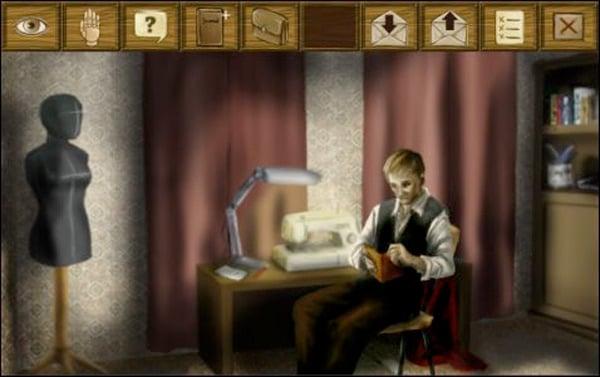 the marionette adventure freeware