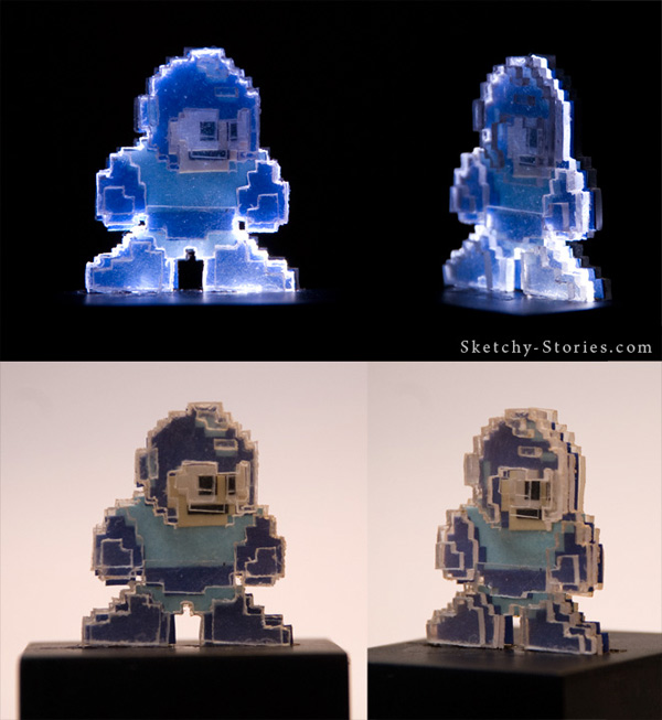 mega man led