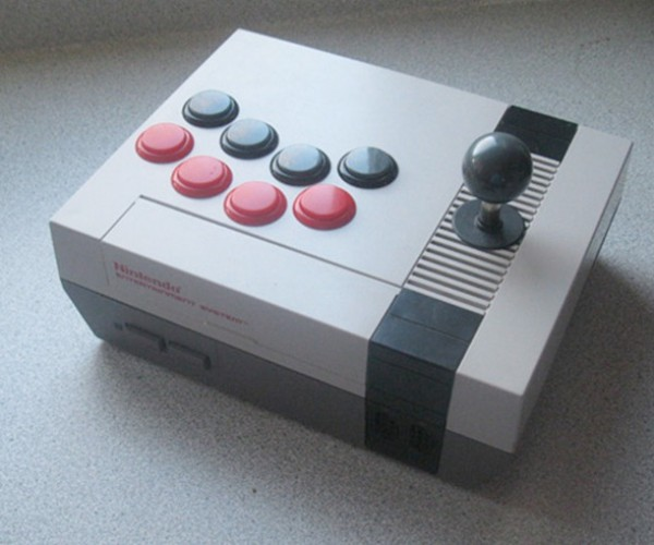 From Classic Console to Arcade Stick