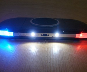Psp 3000, Now Polished With a Plethora of Pleasing Lights