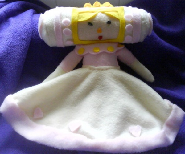 The Elusive Queen of All Cosmos in Plushie Form