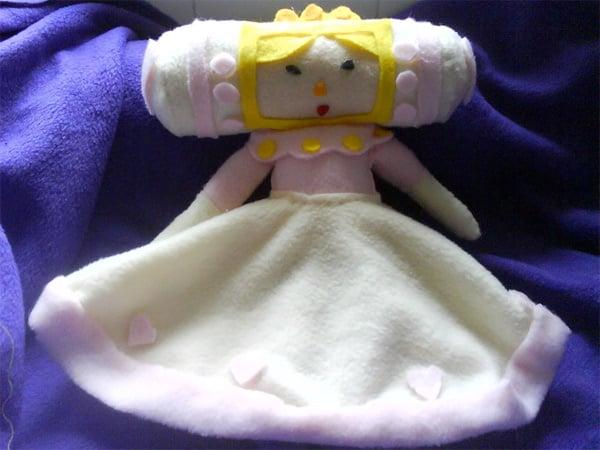 katamari queen plush
