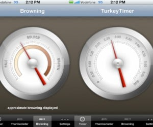 IPhone Turkey Timer: There to Help With Holiday Dinners