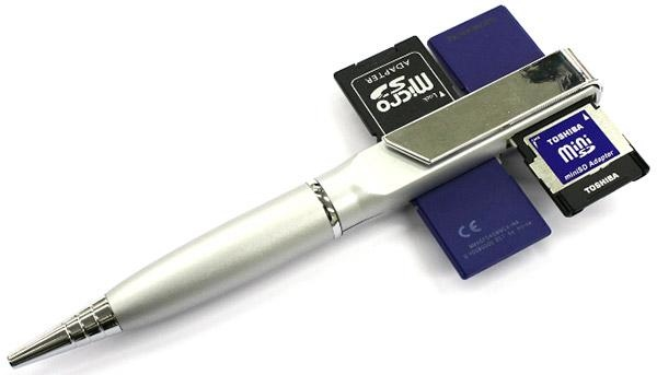 thanko sd reader pen 001