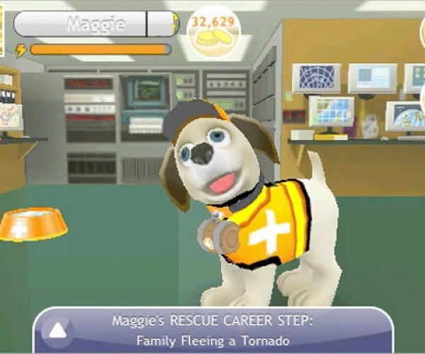 Touch Pets Dogs: Virtual Pets Go Walkies on the iPhone