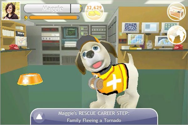 touch pets dogs screenshot