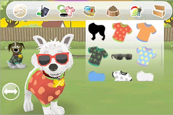 touch pets dogs screenshot 2
