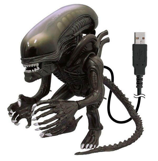 usb alien creature