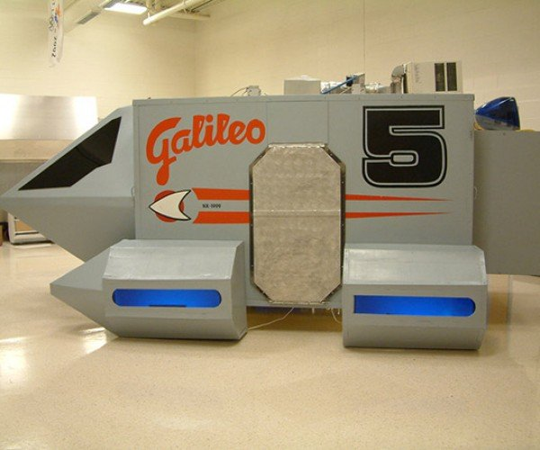Utah School Selling Its Old Spaceship Simulator  Wait