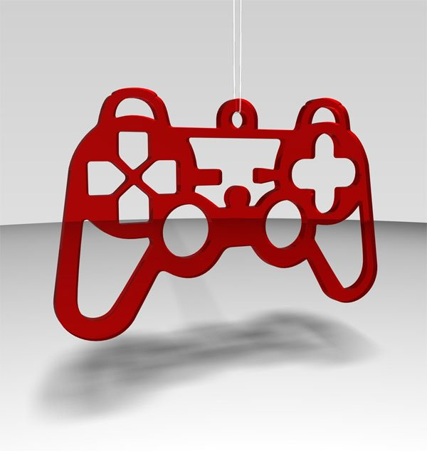 video game controller ornaments 2