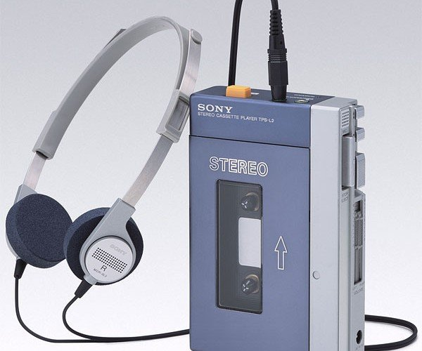 Happy 30th Anniversary Sony Walkman!
