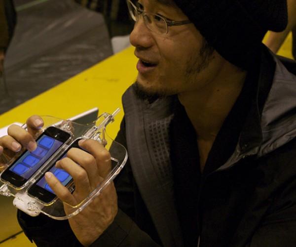 Three-iPhone Ocarina: Wtf?