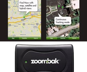 Zoombak'S iPhone App: Where'S the Heck is My Stuff?