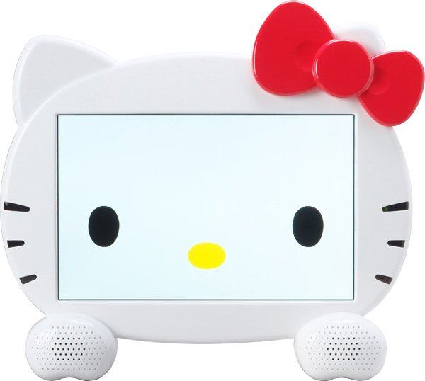 Also, this new Hello Kitty