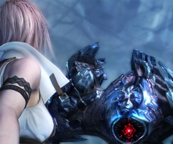 Final Fantasy Xiii Launched Today in Japan