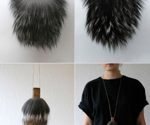 Fur-Covered Cell Phones and USB Flash Drives