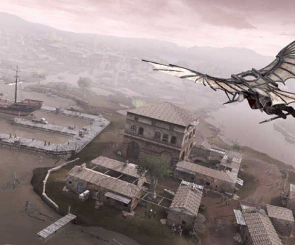Assassin'S Creed Ii: New Dlc Lets You Finish the Game