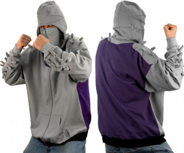 Teenage Mutant Ninja Turtles Shredder Hoodie for the Villain in All of Us
